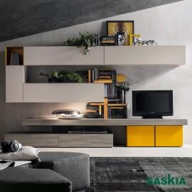 Mueble moderno de salón, original