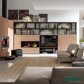 Muebles de salón moderno, Olmo