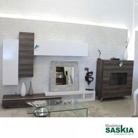 Oferta de ambiente de salón moderno