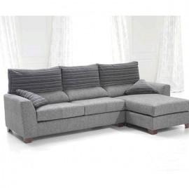 Sofá Neva con chaise longue