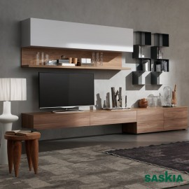Sencillo mueble moderno