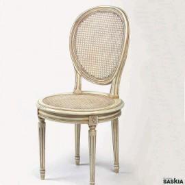 Silla estilo Louis XVI 13
