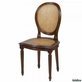 Les histoires d 39 alice muebles saskia en pamplona - Sillas louis xvi ...