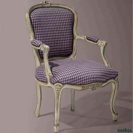 Sillón estilo Louis XVI 01c