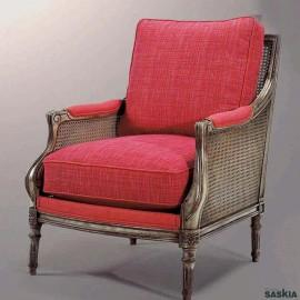 Sillón estilo Louis XVI 06b