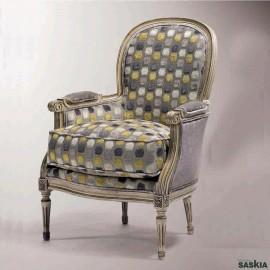 Sillón estilo Louis XVI 11b