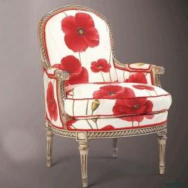 Sillón estilo Louis XVI 12b