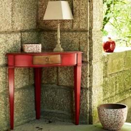 Mesa de rincón Vintage 120