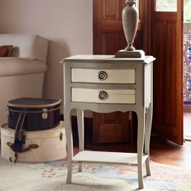 Mesa de rincón Vintage 50