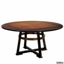 Mesa de comedor extensible Violaine