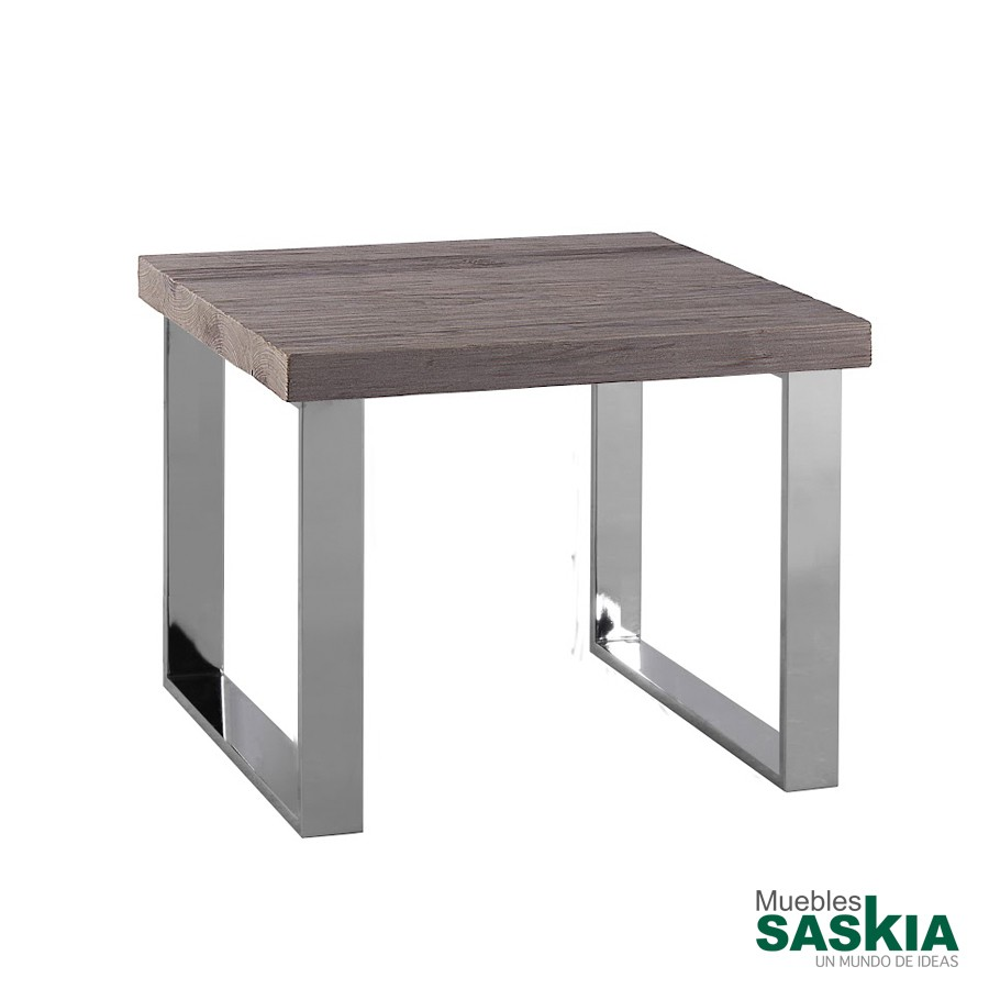 Mesa de centro madera de mobila