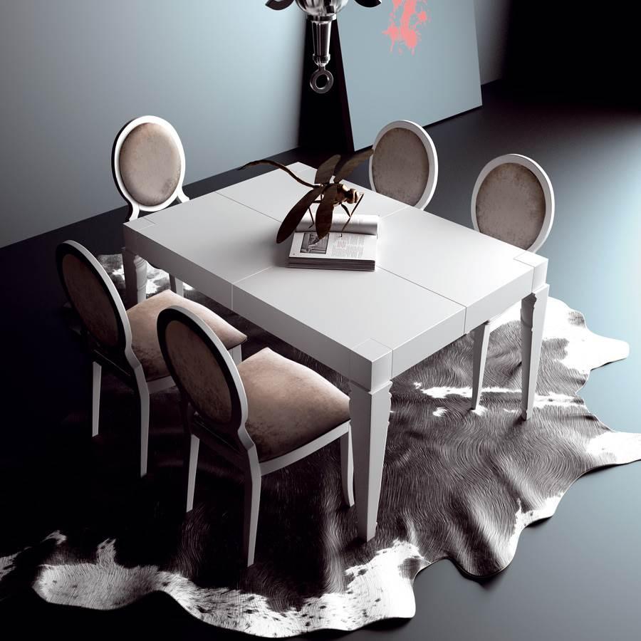 Mesa De Comedor Dolce Vita 160 Extensible 9137 Muebles Saskia En  # Muebles Dolce Vita
