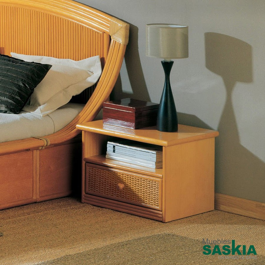 Mesitas de noche Dormitorio | Muebles Saskia en Pamplona