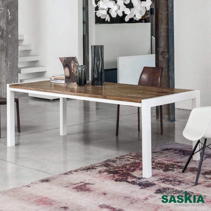 Mesa Deva, mesa moderna
