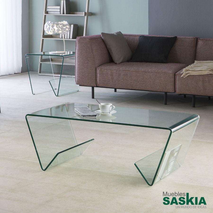 Mesa centro glass iii