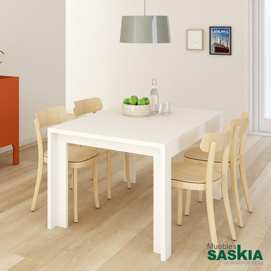 mesa comedor moderna mesas de comedor moderna mesa de comedor moderna con acabado lacado ref m mesa de comedor y