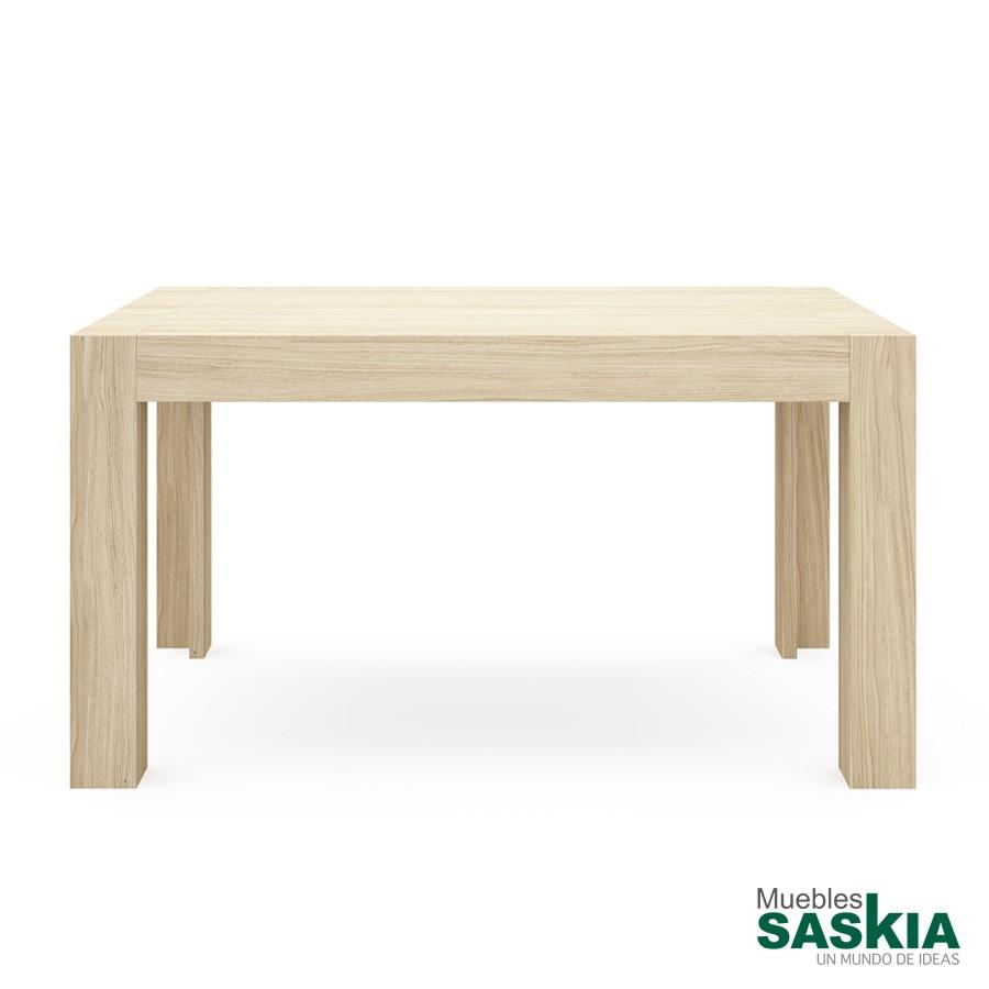 Mesa de comedor de madera Atenas