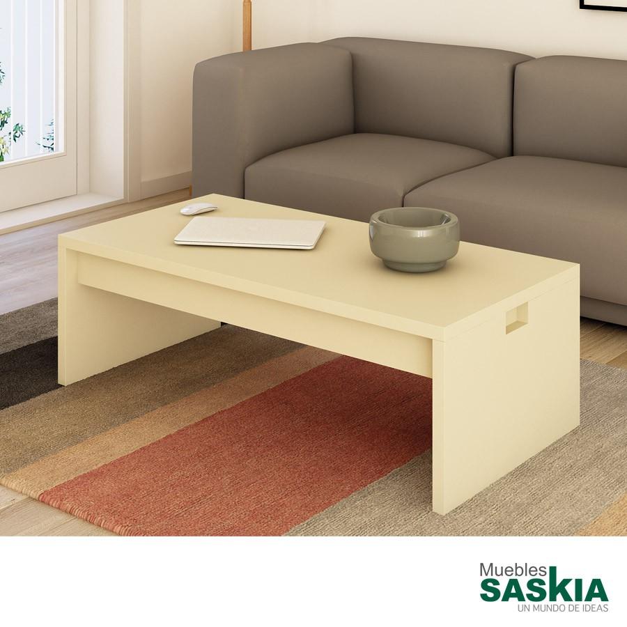 Mesa de centro elevable, mueble de salón