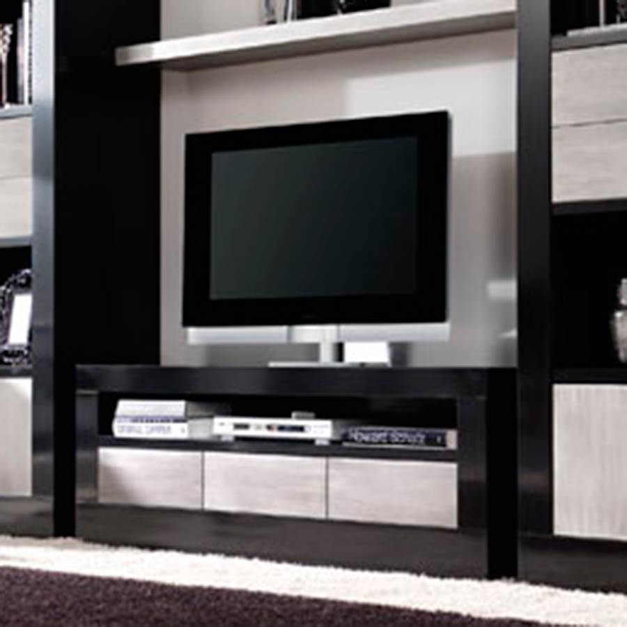 Mueble tv contempor neo 032 muebles saskia en for Muebles para tv contemporaneos