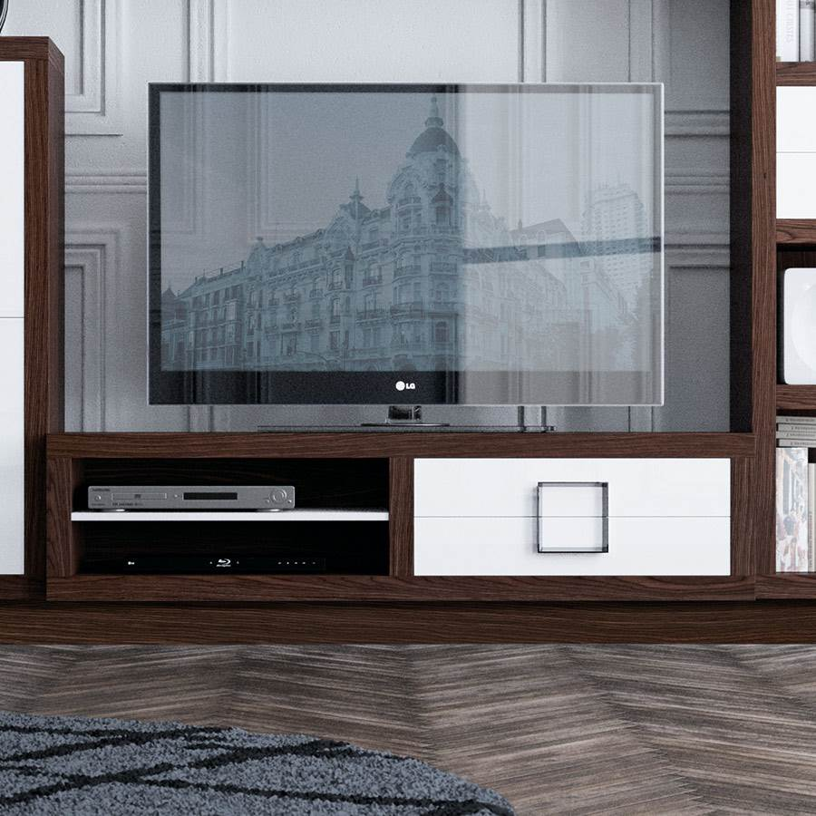 Mueble tv 150 z900 muebles saskia en pamplona for Muebles para tv contemporaneos