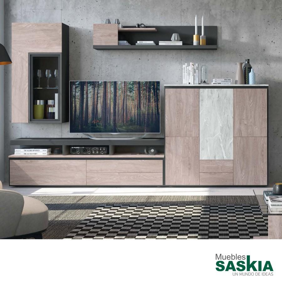 Muebles de salón moderno, rosamor 15
