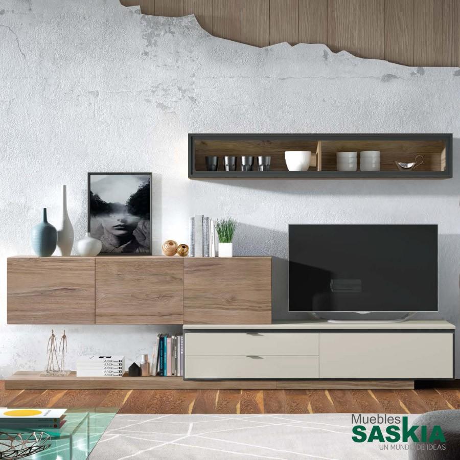 Muebles de salón moderno, rosamor 16