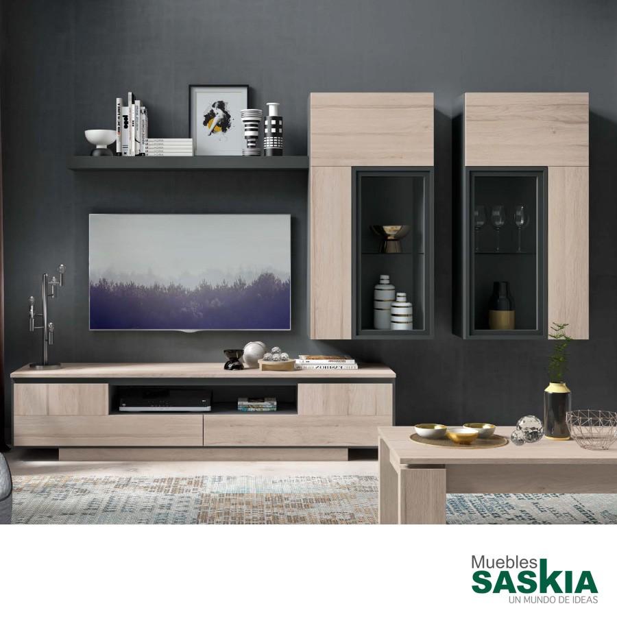 Muebles de salón moderno, rosamor 17