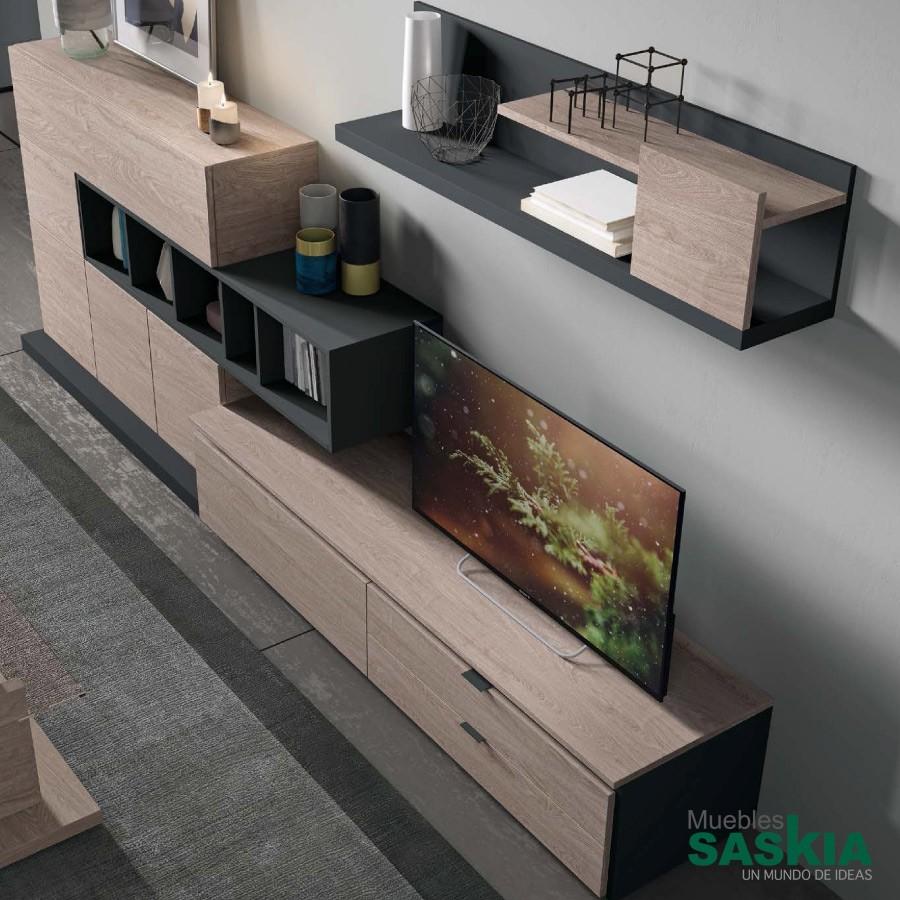 Muebles de salón moderno, rosamor 18