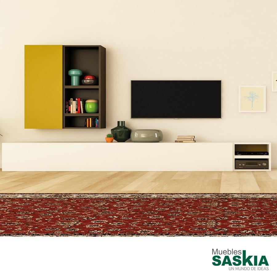 Mueble de salón, composición moderna jovial