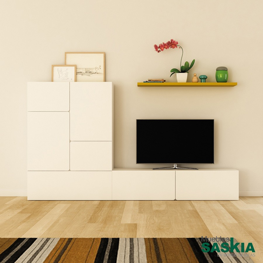 Mueble de salón, diseño actual