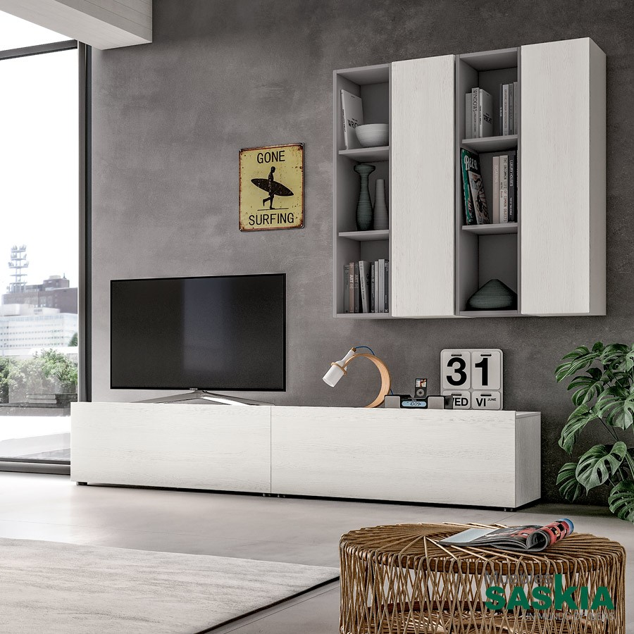 Muebles de tonos claros