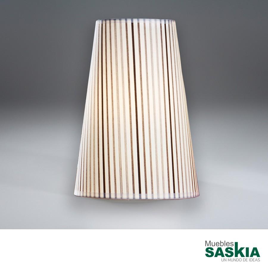 Pantalla textil diámetro 19x27