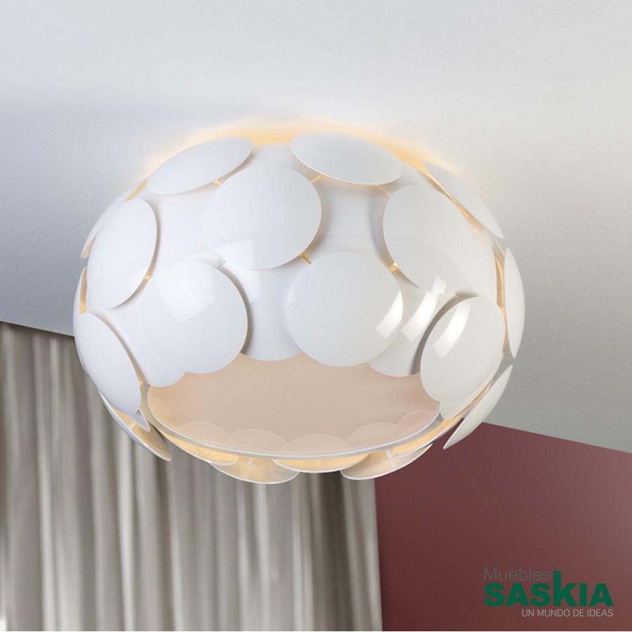 Lámparas egea blanco diámetro 50