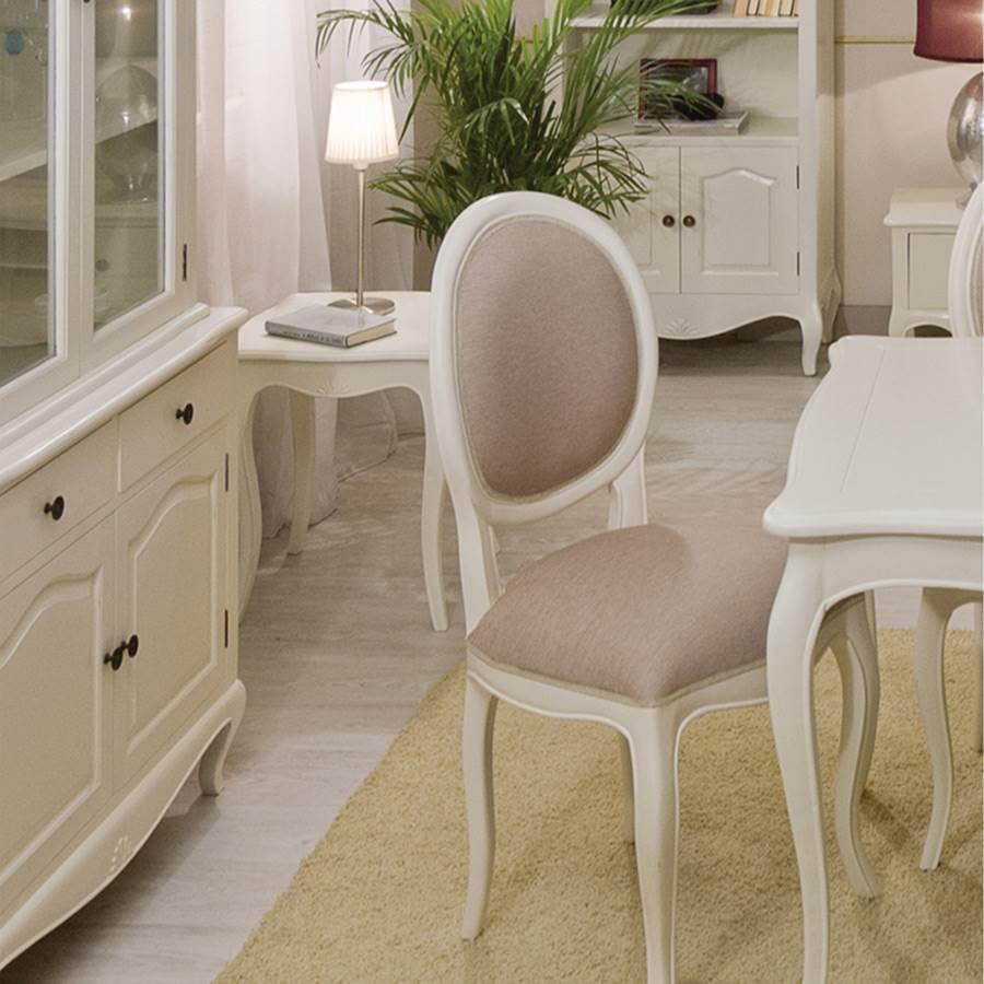 Silla par s tapizada 940930 muebles saskia en pamplona for Ofertas sillas salon