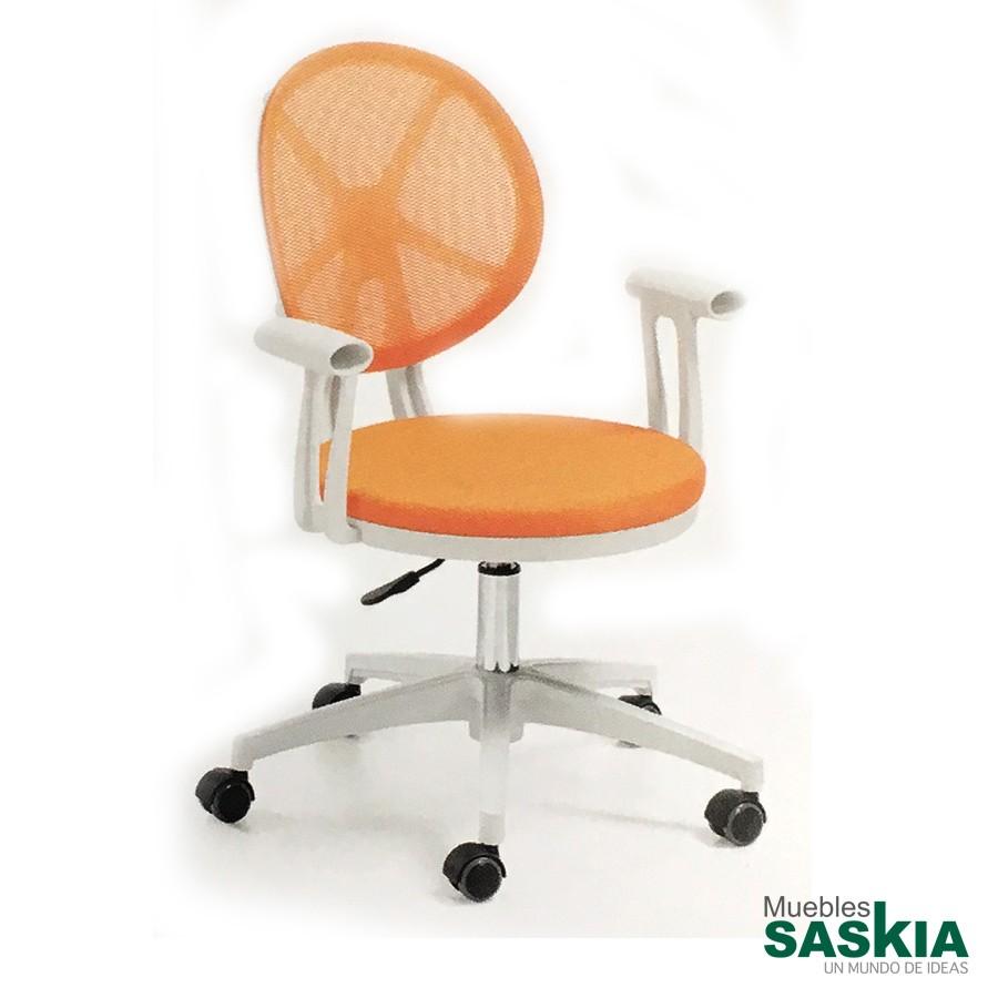 Sillas de estudio juvenil muebles saskia en pamplona for Sillas para parques