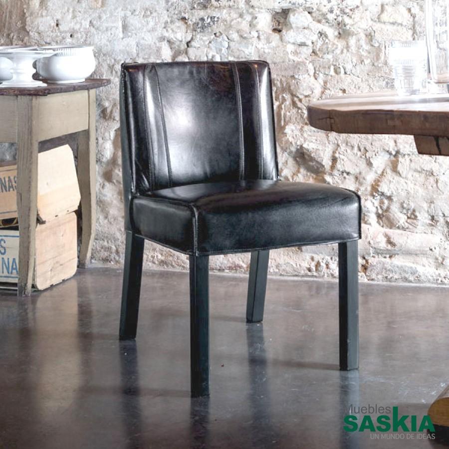 Texas, silla tapizada